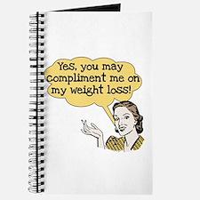 Compliment Weight Loss Journal