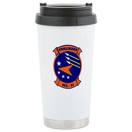 VFA 81 Sunliners Stainless Steel Travel Mug