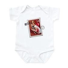 First Class Valentine Infant Bodysuit
