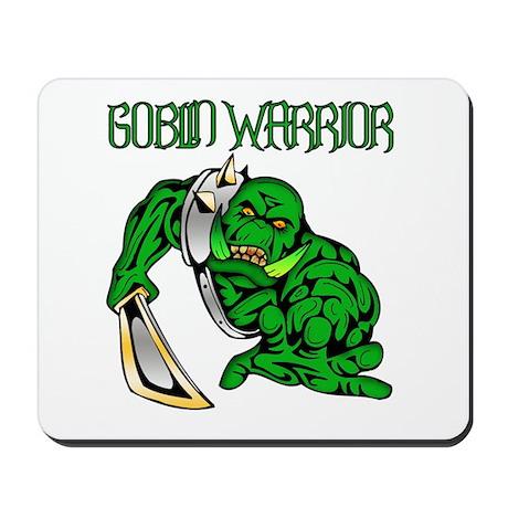 Goblin Warrior Mousepad