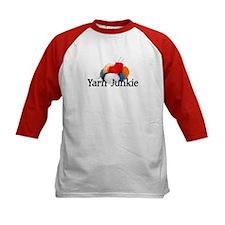Yarn Junkie Tee