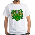 Van De Water Coat of Arms White T-Shirt