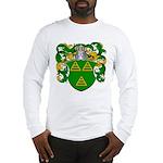 Van De Water Coat of Arms Long Sleeve T-Shirt