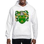 Van De Water Coat of Arms Hooded Sweatshirt