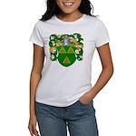 Van De Water Coat of Arms Women's T-Shirt