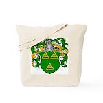 Van De Water Coat of Arms Tote Bag