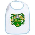 Van De Water Coat of Arms Bib