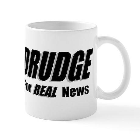 REAL News Mug