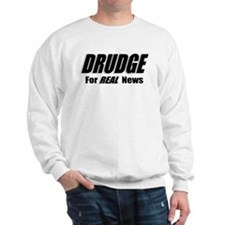 REAL News Sweatshirt