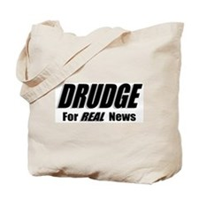 REAL News Tote Bag