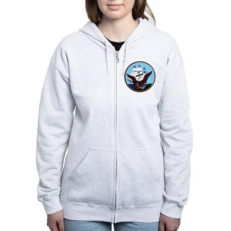 VFA 106 Gladiators Women's Zip Hoodie