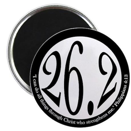 26.2 - Philippians Magnet