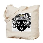 Van Dorsten Coat of Arms Tote Bag