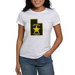 Genola Police Women's T-Shirt