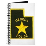 Genola Police Journal