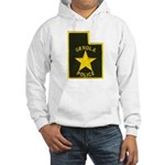 Genola Police Hooded Sweatshirt