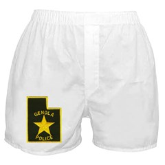 Genola Police Boxer Shorts