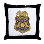 Phoenix Fire Department Throw Pillow