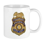 Phoenix Fire Department Mug
