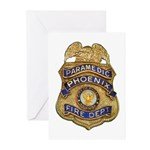 Phoenix Fire Department Greeting Cards (Pk of 20)