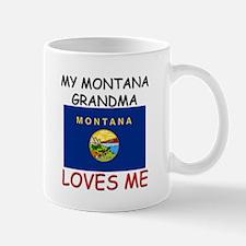 My Montana Grandma Loves Me Mug