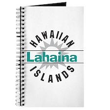 Lahaina Maui Hawaii Journal
