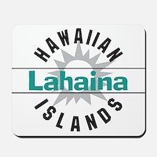 Lahaina Maui Hawaii Mousepad