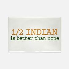 Half Indian Rectangle Magnet