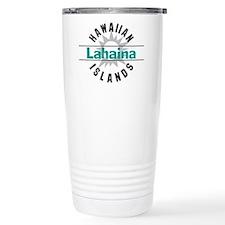 Lahaina Maui Hawaii Travel Mug