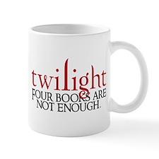 FourBooks3 Mugs