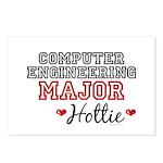 Computer Engineering Major Hottie Postcards (Packa