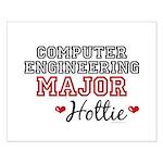 Computer Engineering Major Hottie Small Poster