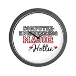 Computer Engineering Major Hottie Wall Clock