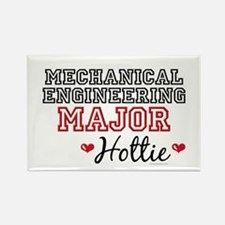Mech E Major Hottie Rectangle Magnet