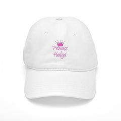 Princess Helga Baseball Cap