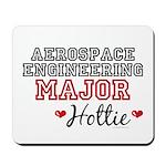 Aerospace Engineering Major Hottie Mousepad