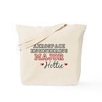 Aerospace Engineering Major Hottie Tote Bag