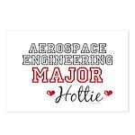 Aerospace Engineering Major Hottie Postcards (Pack