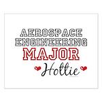 Aerospace Engineering Major Hottie Small Poster