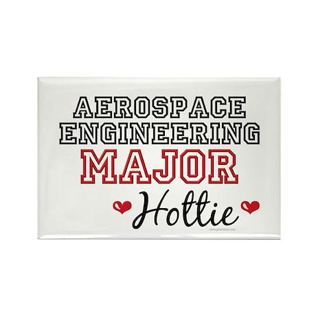 Aerospace Engineering Major Hottie Rectangle Magne