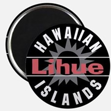 Lihue Hawaii Magnet