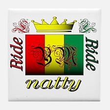 Ride Natty Ride2 Tile Coaster