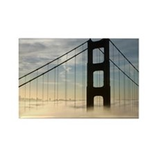 Golden Gate Bridge Photography Magnets - 10