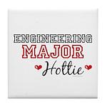 Engineering Major Hottie Tile Coaster