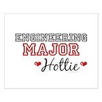 Engineering Major Hottie Small Poster