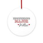 Engineering Major Hottie Ornament (Round)