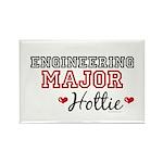 Engineering Major Hottie Rectangle Magnet
