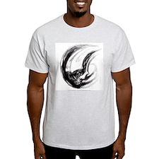 Skull Tattoo Design T-Shirt