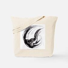 Skull Tattoo Design Tote Bag
