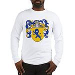 Van Geel Coat of Arms Long Sleeve T-Shirt